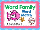 Word Family Match