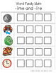 Word Family Activity: Build-a-Word Mats: Long I Version