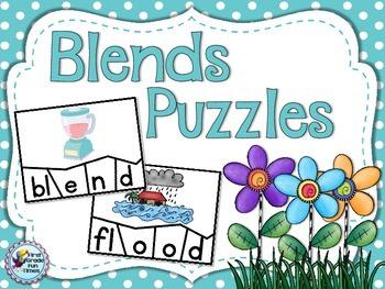 Blends Literacy Center