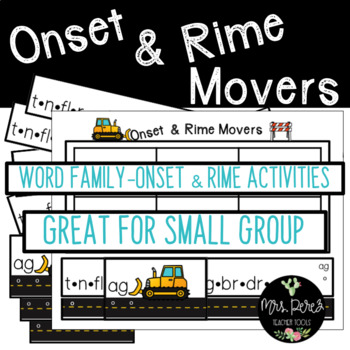 Word Family/ Onset & Rime Web Games