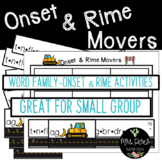Onset & Rime Movers