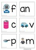 Word Family: Onset & Rime (sorting cards)