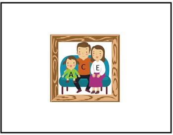 Word Family Photo Album