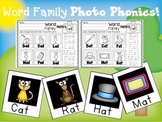Word Family Photo Phonics!