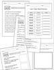 Word Family Poetry - Poems For Your Poetry Center,  -Ack Family