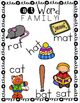 Word Family Posters!
