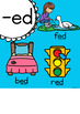 Word Family Posters - Primary Print (Rainbow)