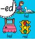 Word Family Posters - South Australian Print (Rainbow)