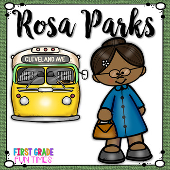 black history month activities bundle rosa parks ruby bridges and more rh teacherspayteachers com