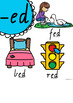 Word Family Posters - Victorian Fonts (Rainbow Pop)