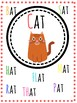 Word Family Posters for Short and Long Vowels Grade JK, K, 1, 2 (Part 1 of 2)