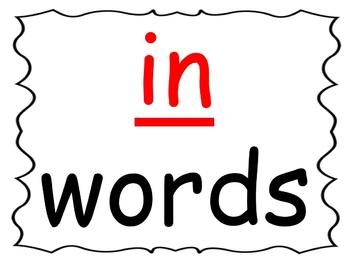 Word Family PowerPoint -in