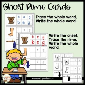Word Family Practice