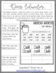 Word Family Worksheet