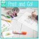 Word Family Practice -en Words