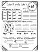 Word Family Print&Go-CVC Words