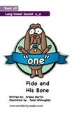 Word Family Readers Book #40 Fido and His Bone