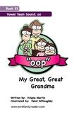 Word Family Readers Book #52 My Great, Great Grandma