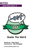 Word Family Readers Book #67 Guess the Word