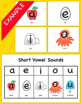 Word Family Readers - Complete Short Vowel Bundle