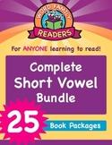 Word Family Readers - Complete Short Vowel Bundle