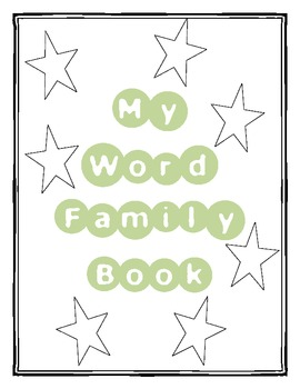 Word Family Reading Lists
