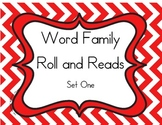Word Family Roll and Reads