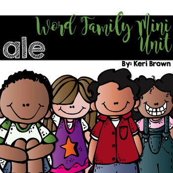 Word Family Series {-ale}