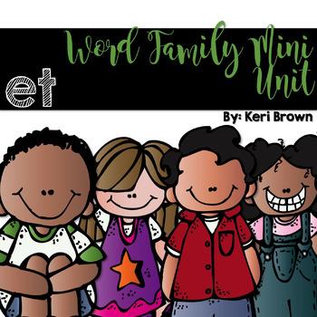 Word Family Series {-et}