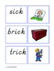 Word Family Set  - ick
