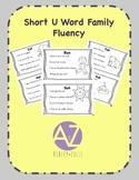 Word Family Short U Fluency
