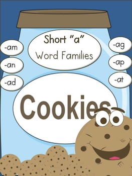 """Word Family- Short """"a"""""""