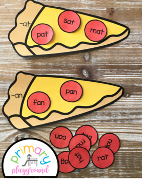 Word Family Sort Short A
