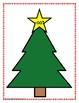 Word Family Sorting with Christmas Trees Long O