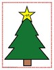 Word Family Sorting with Christmas Trees Short O