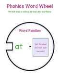Word Family Spinners