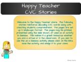 Word Family Stories for CVC Pattern