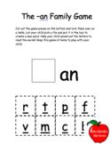 Word Family Tile Games