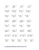 Word Family Tracing Sheet - 92 Pages of Tracing