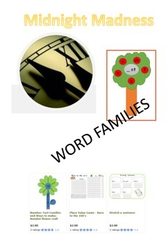 Word Family Tree - Free for a short time