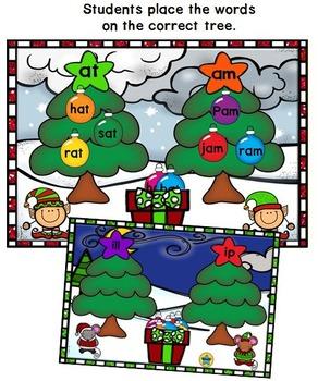 Word Family Trees Promethean Board Flip Chart