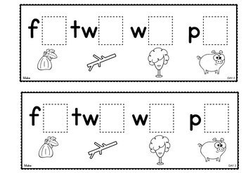 Word Family Week - ig Words