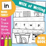 cvc Word Family Week - in
