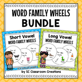 Word Family Wheels Bundle