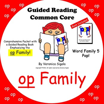 Word Family, Word Family Strategies, Word Family Guided Reading Book op Family