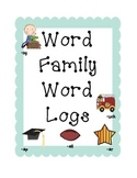 Word Family Word Logs