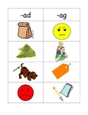 Word Family Word Study Sorts
