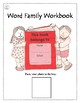 Word Families Workbook