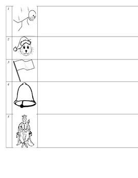 Word Family Worksheet: AP, OP, ING, OCK, AT, AG, ELL