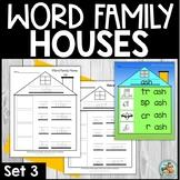 Word Family Kindergarten Worksheets Part 3